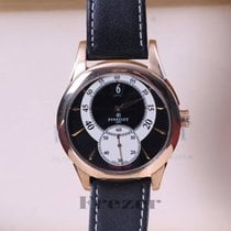 Perrelet Jumping Hours  Rose Gold