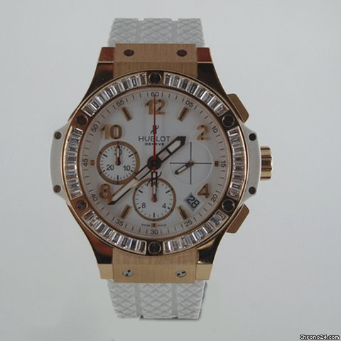 Hublot BiG BANG PORTO CERVO ROSE GOLD BAGUETTE DiAMOND BEZEL