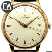 Eterna-Matic Vintage Gold