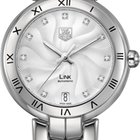 TAG Heuer Link Automatic 34.5mm Ladies Watch