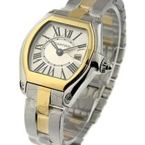 Cartier Roadster Ladys 2 Tone