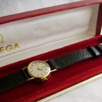 Omega Vintage 14ct golden , in very good working condition