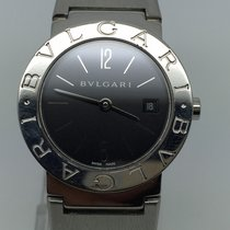 Bulgari LADY 26MM STEEL BLACK DIAL