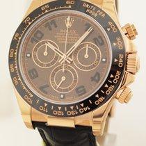 勞力士 (Rolex) Daytona Cosmograph 18ct Rotgold Chocolate Edition