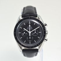 Omega Speedmaster Moonwatch Saphir Neu  Inkl Mwst