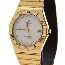 Omega Constellation Chronometer Automatic 95 Gents gold18 k