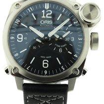 Oris BC4 Flight Timer GMT Watch 690-7615-4164LS