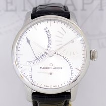 Maurice Lacroix Masterpiece Calendrier Retrograde Power...