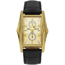 Patek Philippe 18k Yellow Gold Manta Ray 10 Day Power Reserve...