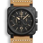 Bell & Ross Aviation Men's Watch BR0394-HERI-CE