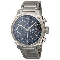 Oris BC4 Steel Chronograph Men's Watch 674-7616-4154MB