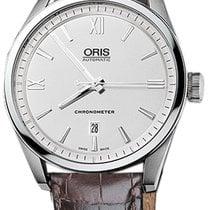 Oris Artix Date Chronometer 737.7642.4071.LS-BR