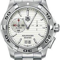 TAG Heuer Aquaracer Grande Date Alarm 39mm WAP111Y.BA0831