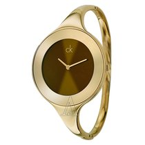 ck Calvin Klein Women's Mirror Watch