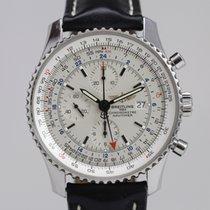 Breitling Navtimer World Chronograph GMT