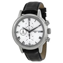 Tissot Men's T0854271601300 T-Classic Carson Watch
