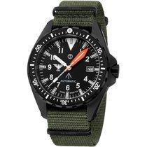 KHS Uhren Herrenuhr MissionTimer 3 | Ocean Automatic KHS.MTAOA.NO