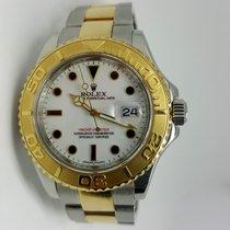 Rolex YATCH MASTER GOLD STEEL