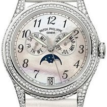 Patek Philippe Annual Calendar Mother of Pearl