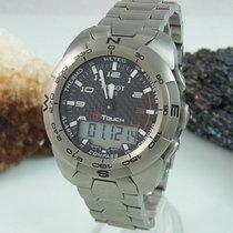 Tissot T-touch Expert Titan Chronograph T0134204420200...