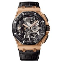 Audemars Piguet Royal Oak Offshore Tourbillon 18K Rose Gold...
