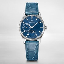 Zenith ELITE: ULTRA THIN LADY MOONPHASE (Diamond)