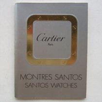 Cartier Raro libretto di corredo per Santos