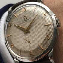 Omega Stunning Honeycomb dial textured Automatik Automatic...