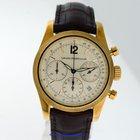 Girard Perregaux Chronograph 18k Gold 4956 Pre-Owned