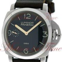 Panerai Luminor 1950, Black Dial, Limited Edition to 1950...