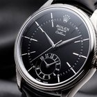 Rolex [NEW] Cellini Dual Time 50529 Black Dial (Retail:HK$151,...
