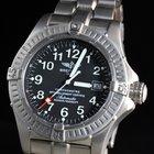 Breitling Avenger Seawolf titanium 44