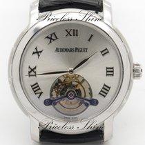 Audemars Piguet Jules Audemars Tourbillon 18k White Gold...