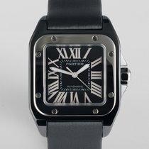 Cartier Santos 100 Midsize DLC - Full Set