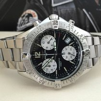 Breitling Colt Chronograph Steel Black Dial 38 mm (2002)