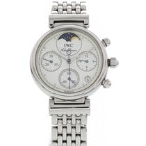 IWC Ladies IWC Schaffhausen Da Vinci Chronograph Moonphase 3736