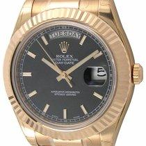 Ρολεξ (Rolex) - Day-Date II President : 218235 bkip