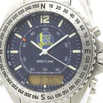 百年靈 (Breitling) Polished Breitling Team 60 Pluton Serie...