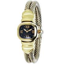 David Yurman Cable Women's Watch in 14K Yellow Gold &...
