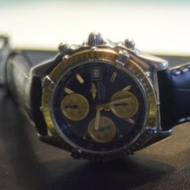 Breitling Chronomat GT Automatic  steel & Gold