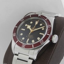 Tudor Heritage Black Bay 79220R 41mm Stainless Steel NEW Complete
