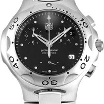 TAG Heuer Men's Kirium Collection Chronograph Watch...