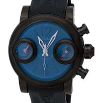 "Graham Swordfish Booster ""All Black"" Chrono Men's Watch –..."