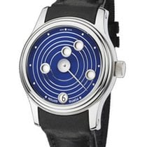 Fortis B-47 Mysterious Planets Limited Edition - Blue Dial -...