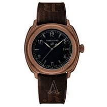 JeanRichard Men's 1681 Central Second Watch