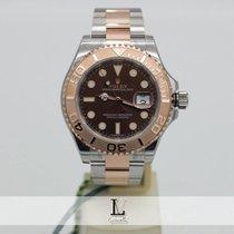 勞力士 (Rolex) Rolex Yacht-Master Chocolate Steel and Rose Gold...