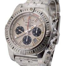 Breitling AB01154G-G786-375A Chronomat 44 Airborne in Steel -...