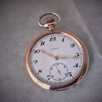 Eterna vintage silver , serviced, in very good working condition