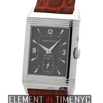 Jaeger-LeCoultre Reverso Collection Art Deco 18k White Gold...