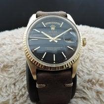勞力士 (Rolex) DAY-DATE 1803 18K Gold with Original Matt Black Dial